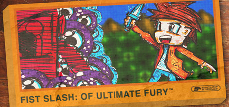 Fist Slash: Of Ultimate Fury Banner