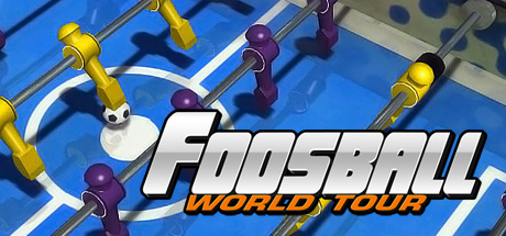 Foosball: World Tour Banner