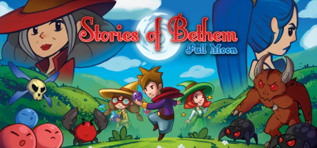 Stories of Bethem: Full Moon Banner