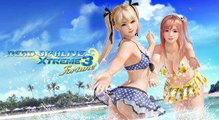 Dead or Alive Xtreme 3: Fortune Trophy List Banner