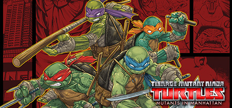 Teenage Mutant Ninja Turtles: Mutants in Manhattan Banner