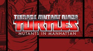 Teenage Mutant Ninja Turtles: Mutants in Manhattan Trophy List Banner
