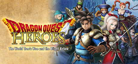 Dragon Quest Heroes Banner