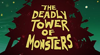 The Deadly Tower of Monsters Trophy List Banner