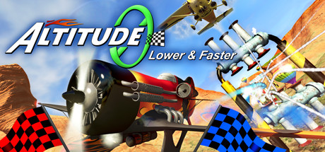 Altitude0: Lower & Faster Banner