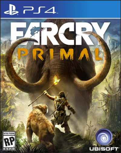 Far Cry Primal Collectors Edition Box Art