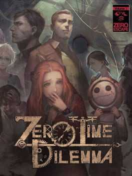 Zero Escape: Zero Time Dilemma Box Art