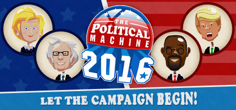 The Political Machine 2016 Banner