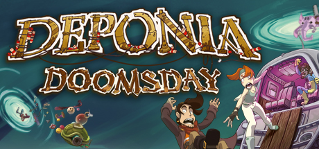Deponia Doomsday Banner