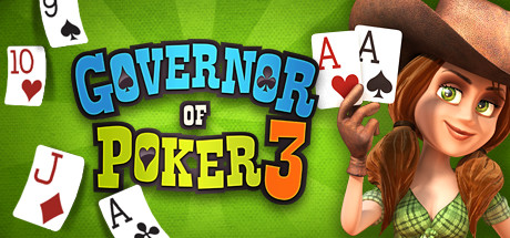Governor of Poker 3 Banner