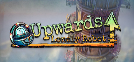 Upwards, Lonely Robot Banner