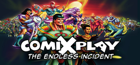 ComixPlay #1: The Endless Incident Banner