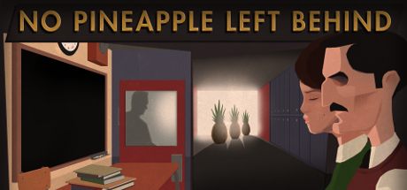 No Pineapple Left Behind Banner