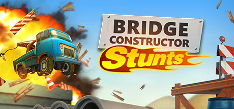 Bridge Constructor Stunts Banner