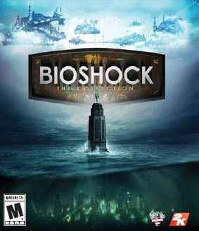 Bioshock Collection Box Art