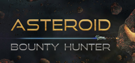 Asteroid Bounty Hunter Banner
