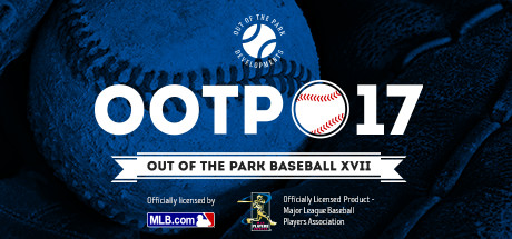 Out of the Park Baseball 17 Banner