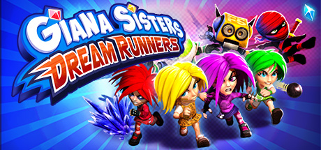 Giana Sisters: Dream Runners Banner