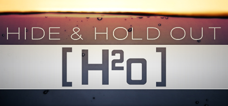 Hide & Hold Out - H2o Banner