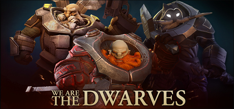 We Are The Dwarves Banner