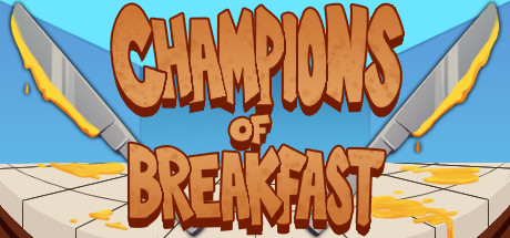 Champions of Breakfast Banner