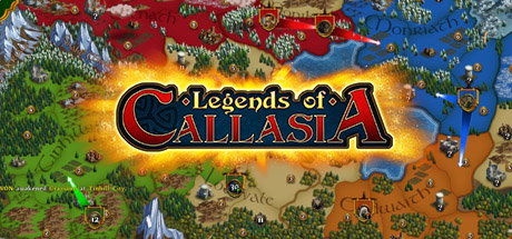 Legends of Callasia Banner