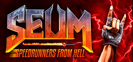 Seum: Speedrunners from Hell Banner