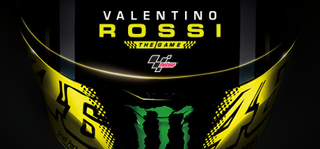 Valentino Rossi The Game Banner