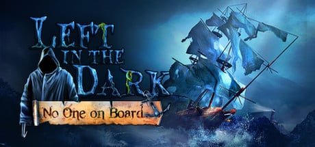 Left In The Dark: No One On Board Banner