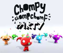 Chompy Chomp Chomp Party Box Art