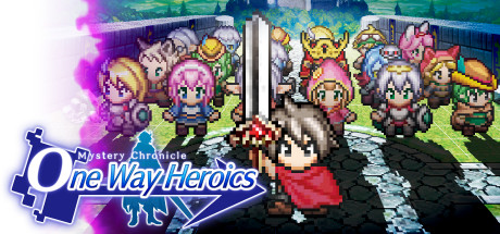 Mystery Chronicle: One Way Heroics Banner