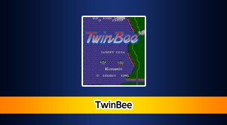 Arcade Archives TwinBee Trophy List Banner