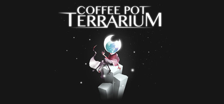 Coffee Pot Terrarium Banner