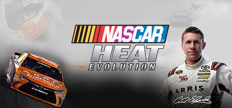 NASCAR Heat Evolution Banner