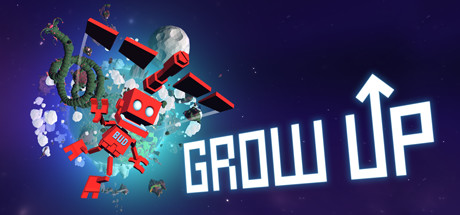 Grow Up Banner