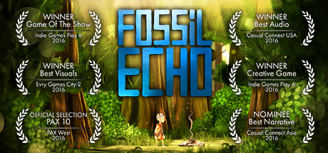 Fossil Echo Banner