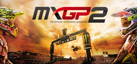 duplicate - MXGP2 - The Official Motocross Videogame Banner