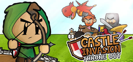Castle Invasion: Throne Out Banner