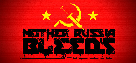 Mother Russia Bleeds Banner