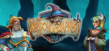 The Weaponographist Banner