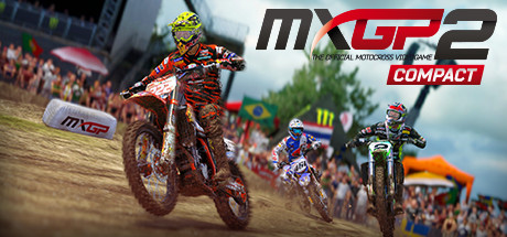 MXGP2 - The Official Motocross Videogame Compact Banner