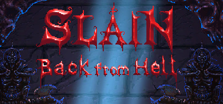 Slain: Back from Hell Banner