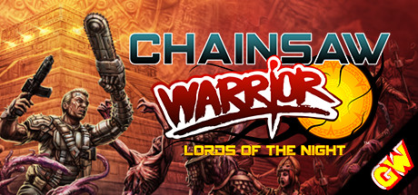 Chainsaw Warrior: Lords of the Night Banner
