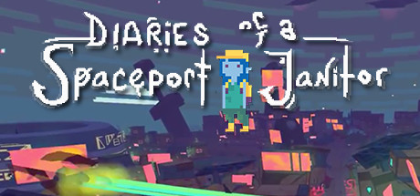 Diaries of a Spaceport Janitor Banner