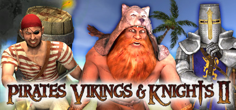 Pirates, Vikings, & Knights II Banner