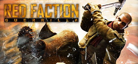 Red Faction: Guerrilla - Steam Edition Banner