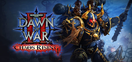 Warhammer® 40,000™: Dawn of War® II - Chaos Rising™ Banner