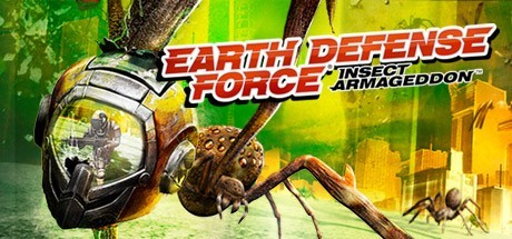 Earth Defense Force: Insect Armageddon Banner