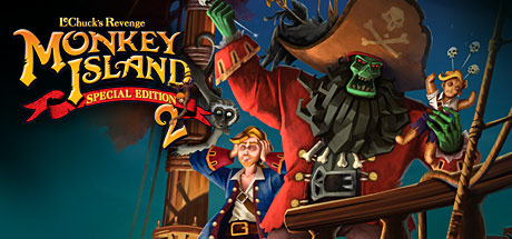 Monkey Island 2: Special Edition Banner