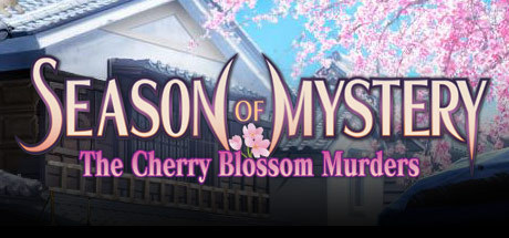 Season of Mystery : The Cherry Blossom Murders Banner